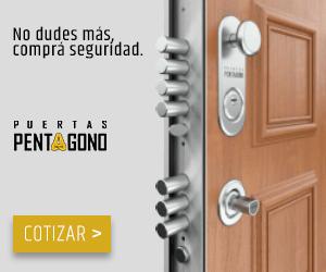 Solicite presupuesto de su puerta PENTÁGONO